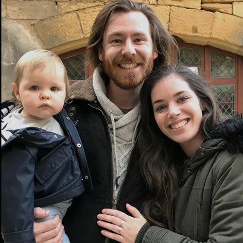 Olivier, Marthe et Toscane